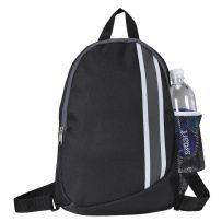 Black and Grey Rucksack